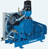 Base Mounted Compressor RM 2500 - 6200 / RH 2400 - 2830 Series