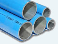 Transair Blue Aluminium Pipe System