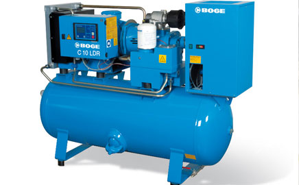 Industrial Air Compressor