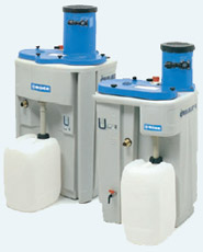 BOGE oil / water separators